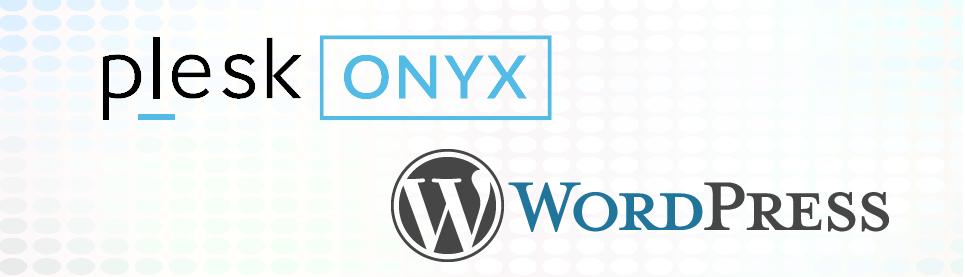 Plesk+WordPress